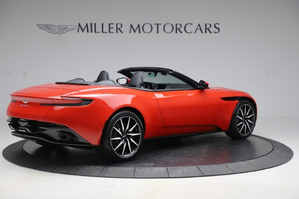 New 2020 Aston Martin DB11 Volante Convertible for sale $254,531 at Pagani of Greenwich in Greenwich CT 06830 7
