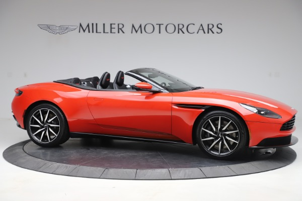 New 2020 Aston Martin DB11 Volante Convertible for sale $254,531 at Pagani of Greenwich in Greenwich CT 06830 9
