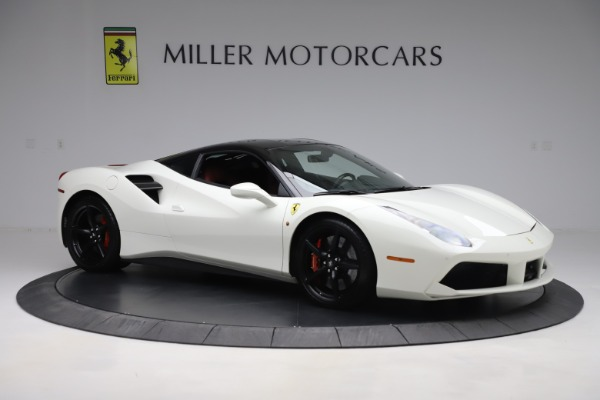 Used 2016 Ferrari 488 GTB for sale Sold at Pagani of Greenwich in Greenwich CT 06830 10