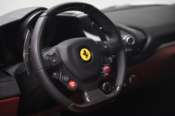 Used 2016 Ferrari 488 GTB for sale $208,900 at Pagani of Greenwich in Greenwich CT 06830 17