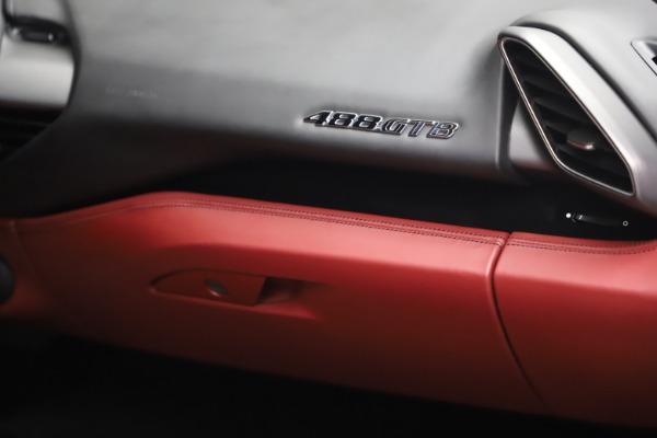 Used 2016 Ferrari 488 GTB for sale $208,900 at Pagani of Greenwich in Greenwich CT 06830 22