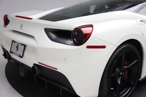 Used 2016 Ferrari 488 GTB for sale Sold at Pagani of Greenwich in Greenwich CT 06830 25