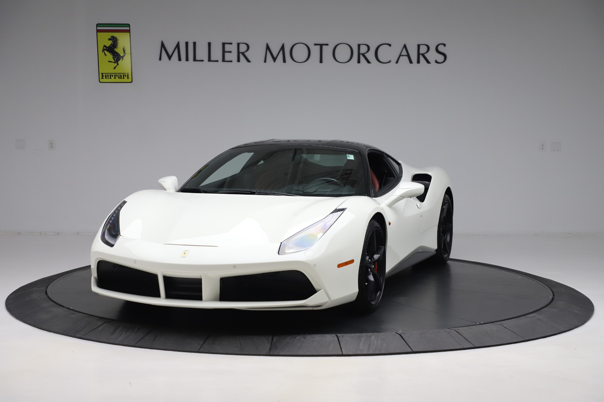 Used 2016 Ferrari 488 GTB for sale Sold at Pagani of Greenwich in Greenwich CT 06830 1