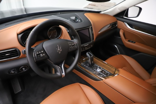 New 2019 Maserati Levante Q4 GranLusso for sale Sold at Pagani of Greenwich in Greenwich CT 06830 12