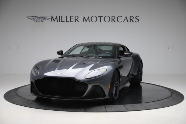 Used 2019 Aston Martin DBS Superleggera Coupe for sale Sold at Pagani of Greenwich in Greenwich CT 06830 2