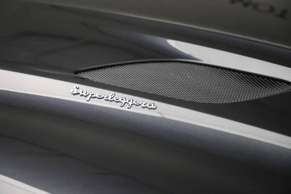 Used 2019 Aston Martin DBS Superleggera Coupe for sale Sold at Pagani of Greenwich in Greenwich CT 06830 28