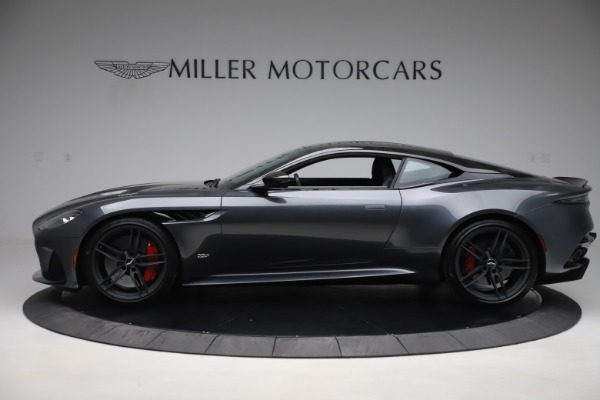 Used 2019 Aston Martin DBS Superleggera Coupe for sale Sold at Pagani of Greenwich in Greenwich CT 06830 3