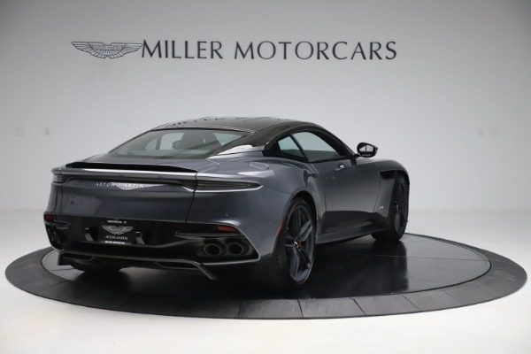 Used 2019 Aston Martin DBS Superleggera Coupe for sale Sold at Pagani of Greenwich in Greenwich CT 06830 7