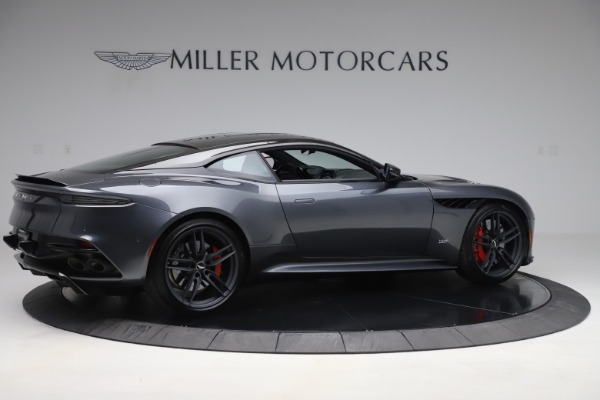 Used 2019 Aston Martin DBS Superleggera Coupe for sale Sold at Pagani of Greenwich in Greenwich CT 06830 8
