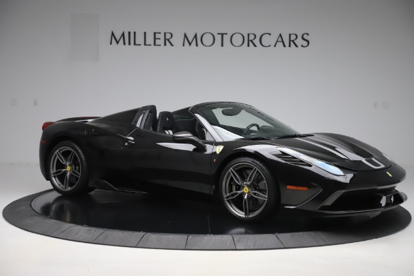 Used 2015 Ferrari 458 Speciale Aperta for sale Sold at Pagani of Greenwich in Greenwich CT 06830 10