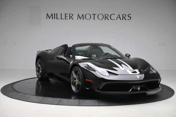 Used 2015 Ferrari 458 Speciale Aperta for sale Sold at Pagani of Greenwich in Greenwich CT 06830 11