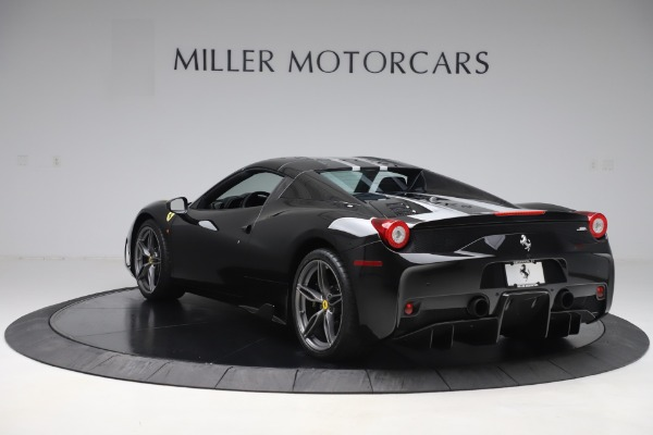 Used 2015 Ferrari 458 Speciale Aperta for sale Sold at Pagani of Greenwich in Greenwich CT 06830 15