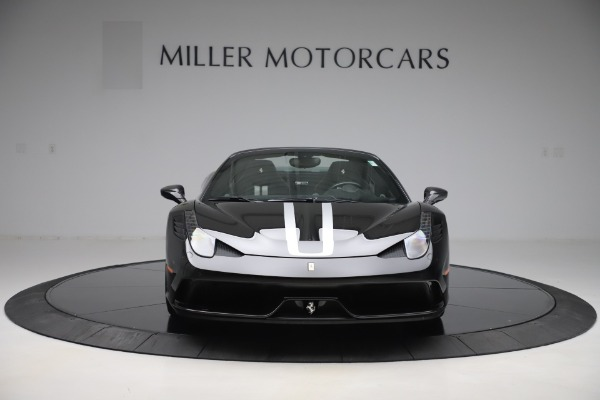 Used 2015 Ferrari 458 Speciale Aperta for sale Sold at Pagani of Greenwich in Greenwich CT 06830 19