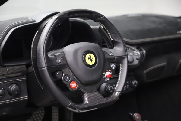 Used 2015 Ferrari 458 Speciale Aperta for sale Sold at Pagani of Greenwich in Greenwich CT 06830 24