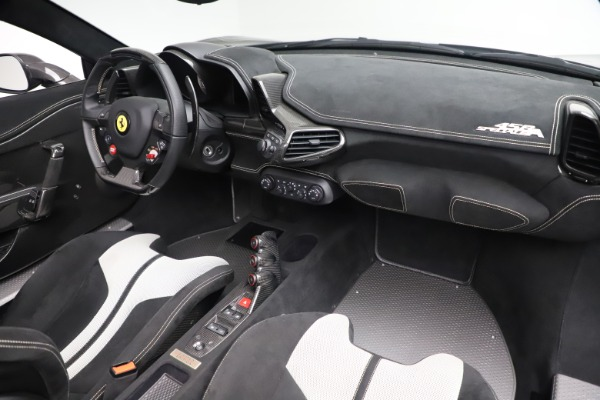 Used 2015 Ferrari 458 Speciale Aperta for sale Sold at Pagani of Greenwich in Greenwich CT 06830 26
