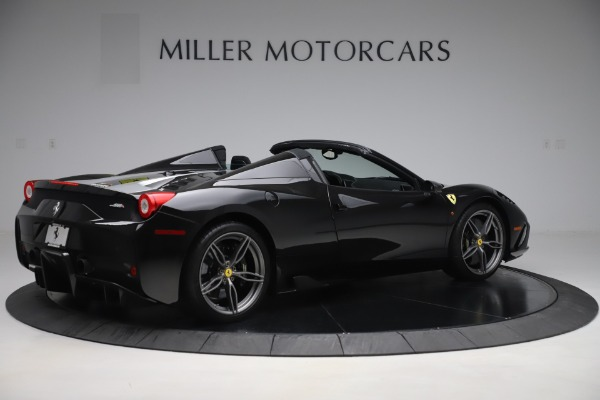 Used 2015 Ferrari 458 Speciale Aperta for sale Sold at Pagani of Greenwich in Greenwich CT 06830 8