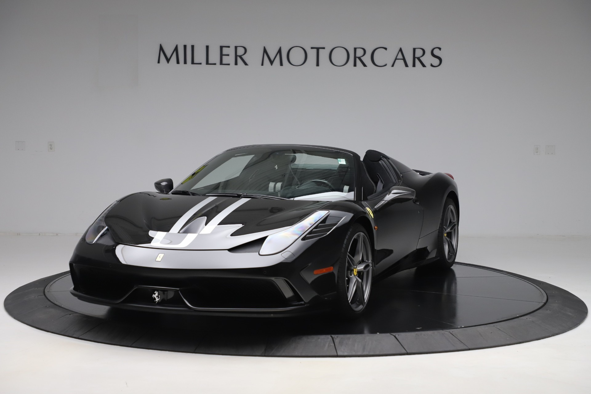 Used 2015 Ferrari 458 Speciale Aperta for sale Sold at Pagani of Greenwich in Greenwich CT 06830 1