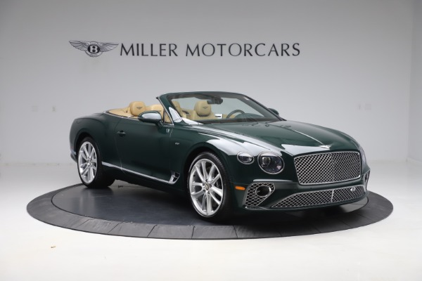 New 2020 Bentley Continental GTC V8 for sale Sold at Pagani of Greenwich in Greenwich CT 06830 11