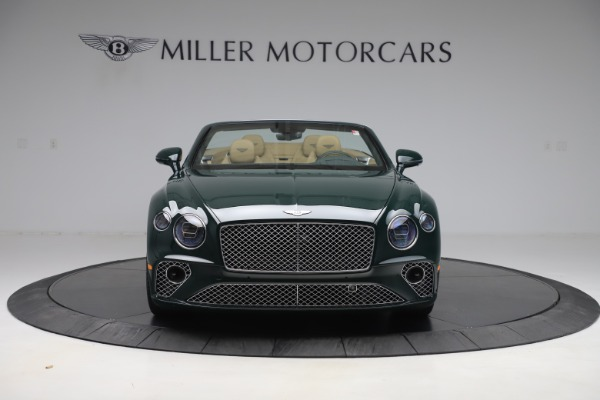 New 2020 Bentley Continental GTC V8 for sale Sold at Pagani of Greenwich in Greenwich CT 06830 12