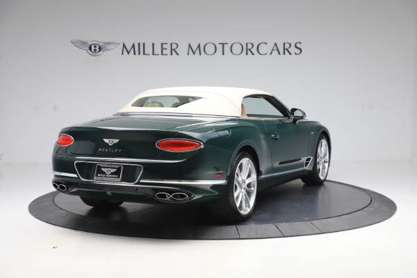 New 2020 Bentley Continental GTC V8 for sale Sold at Pagani of Greenwich in Greenwich CT 06830 17