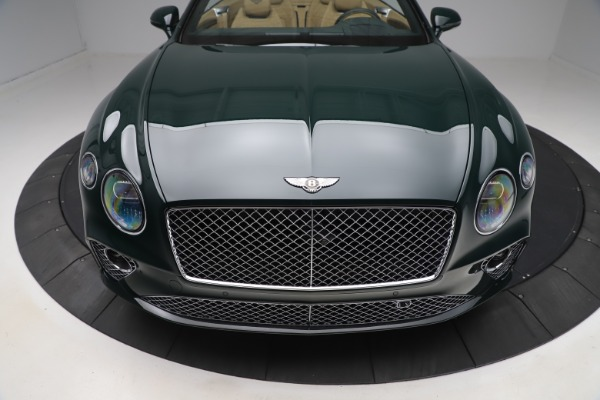 New 2020 Bentley Continental GTC V8 for sale Sold at Pagani of Greenwich in Greenwich CT 06830 21