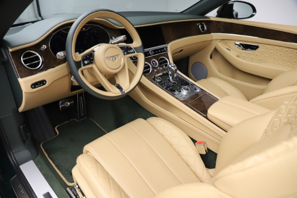 New 2020 Bentley Continental GTC V8 for sale Sold at Pagani of Greenwich in Greenwich CT 06830 26
