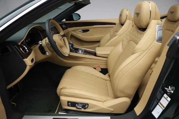 New 2020 Bentley Continental GTC V8 for sale Sold at Pagani of Greenwich in Greenwich CT 06830 28