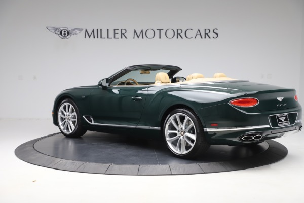 New 2020 Bentley Continental GTC V8 for sale Sold at Pagani of Greenwich in Greenwich CT 06830 4