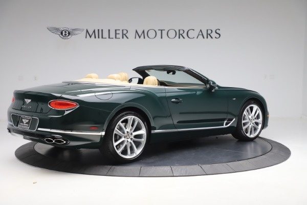 New 2020 Bentley Continental GTC V8 for sale Sold at Pagani of Greenwich in Greenwich CT 06830 8