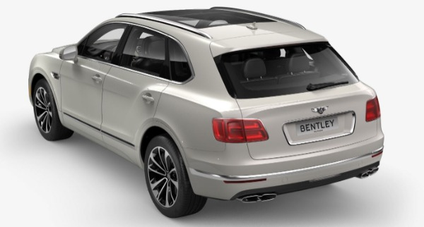 New 2020 Bentley Bentayga V8 for sale Sold at Pagani of Greenwich in Greenwich CT 06830 4