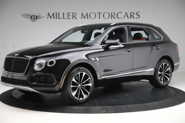 New 2020 Bentley Bentayga V8 for sale $202,735 at Pagani of Greenwich in Greenwich CT 06830 2