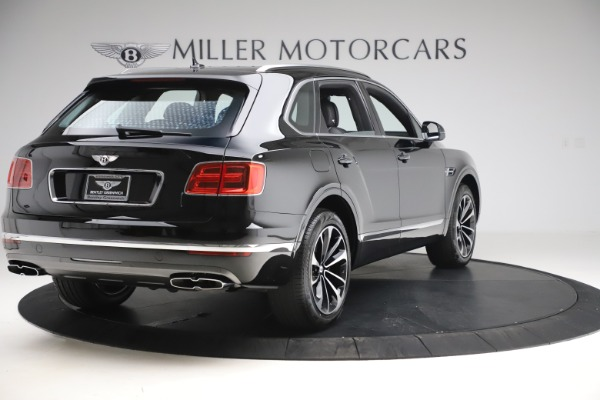 New 2020 Bentley Bentayga V8 for sale $202,735 at Pagani of Greenwich in Greenwich CT 06830 7