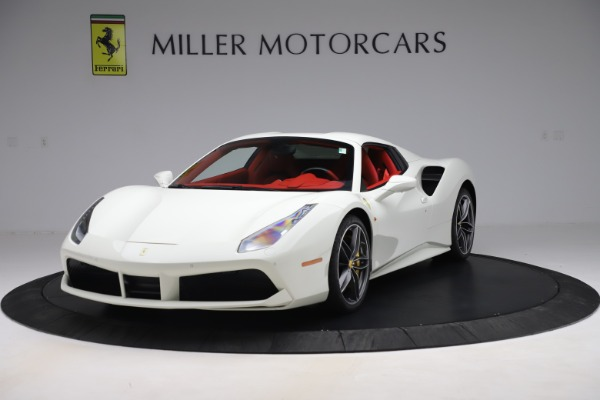 Used 2018 Ferrari 488 Spider for sale Sold at Pagani of Greenwich in Greenwich CT 06830 13