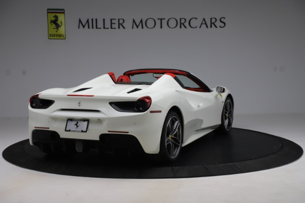 Used 2018 Ferrari 488 Spider for sale Sold at Pagani of Greenwich in Greenwich CT 06830 7