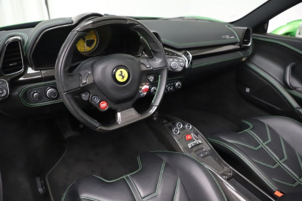 Used 2015 Ferrari 458 Spider for sale Sold at Pagani of Greenwich in Greenwich CT 06830 19