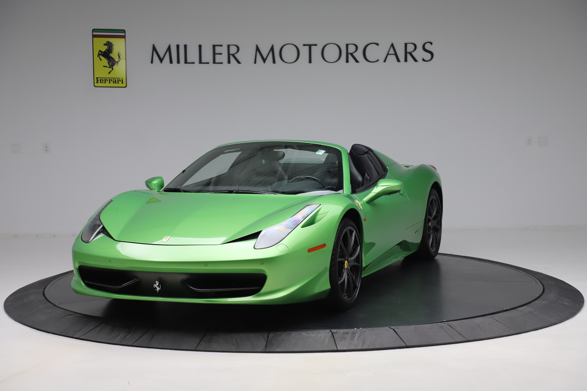 Used 2015 Ferrari 458 Spider for sale Sold at Pagani of Greenwich in Greenwich CT 06830 1