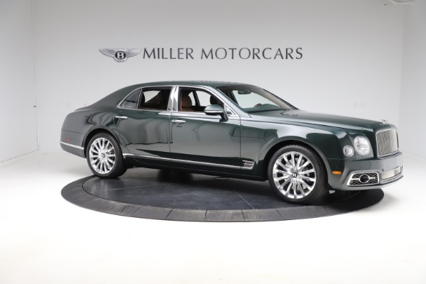 New 2020 Bentley Mulsanne for sale $384,865 at Pagani of Greenwich in Greenwich CT 06830 10