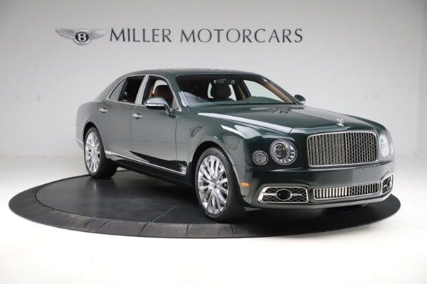 New 2020 Bentley Mulsanne for sale $384,865 at Pagani of Greenwich in Greenwich CT 06830 11