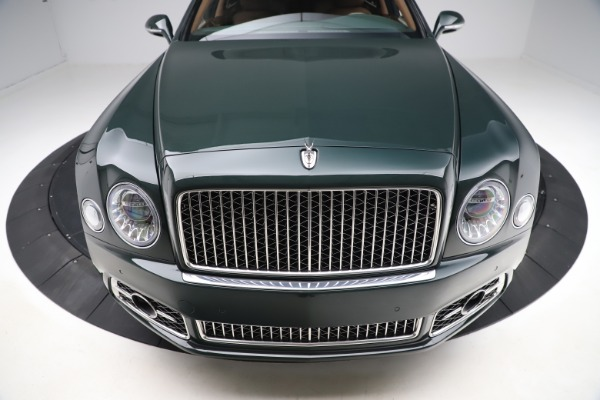 New 2020 Bentley Mulsanne for sale $384,865 at Pagani of Greenwich in Greenwich CT 06830 13