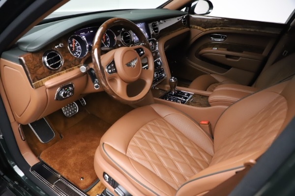 New 2020 Bentley Mulsanne for sale $384,865 at Pagani of Greenwich in Greenwich CT 06830 18