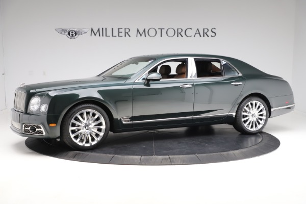 New 2020 Bentley Mulsanne for sale $381,665 at Pagani of Greenwich in Greenwich CT 06830 2