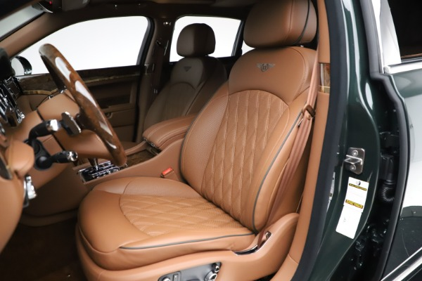 New 2020 Bentley Mulsanne for sale $384,865 at Pagani of Greenwich in Greenwich CT 06830 20