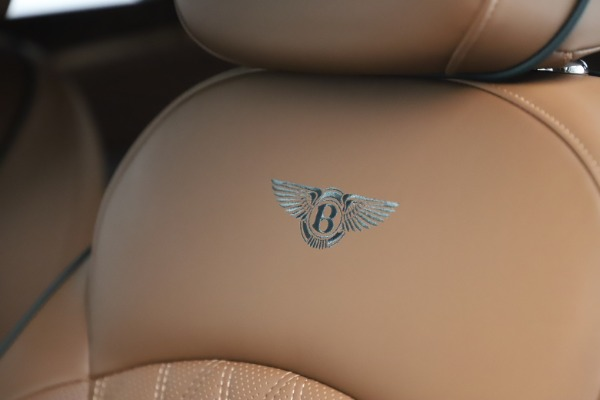 New 2020 Bentley Mulsanne for sale $384,865 at Pagani of Greenwich in Greenwich CT 06830 21