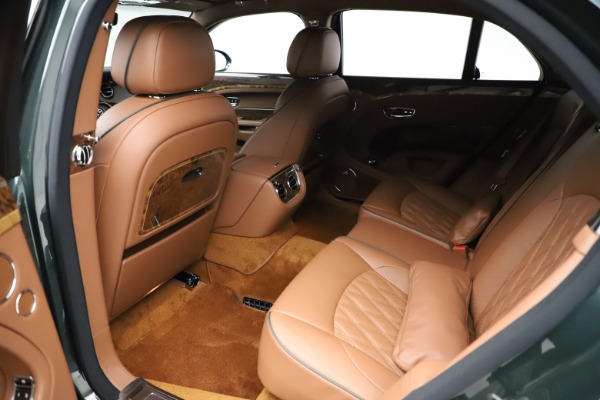 New 2020 Bentley Mulsanne for sale $384,865 at Pagani of Greenwich in Greenwich CT 06830 22
