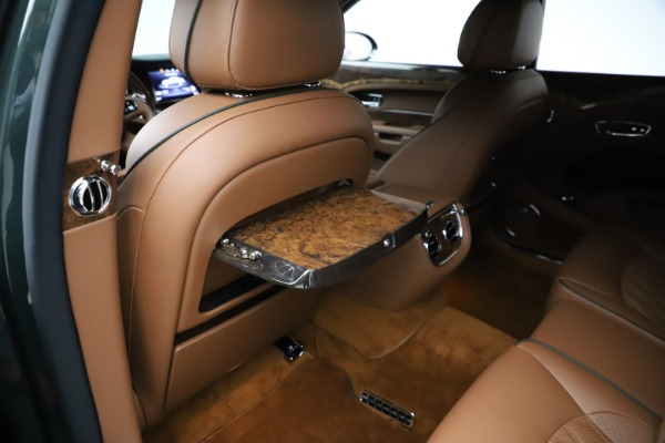 New 2020 Bentley Mulsanne for sale $384,865 at Pagani of Greenwich in Greenwich CT 06830 24