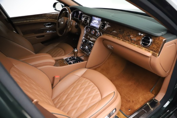 New 2020 Bentley Mulsanne for sale $384,865 at Pagani of Greenwich in Greenwich CT 06830 27
