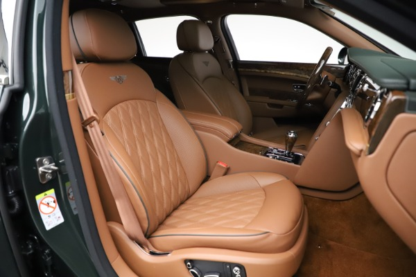 New 2020 Bentley Mulsanne for sale $384,865 at Pagani of Greenwich in Greenwich CT 06830 28
