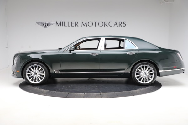 New 2020 Bentley Mulsanne for sale $381,665 at Pagani of Greenwich in Greenwich CT 06830 3