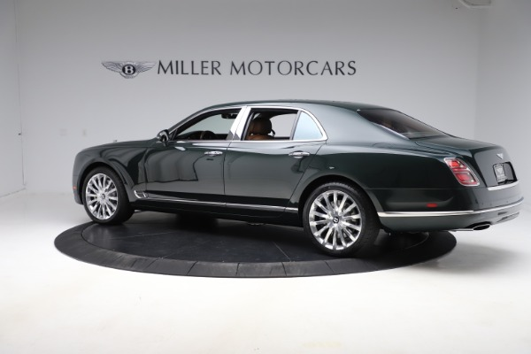 New 2020 Bentley Mulsanne for sale $381,665 at Pagani of Greenwich in Greenwich CT 06830 4