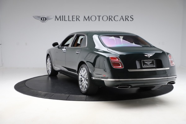 New 2020 Bentley Mulsanne for sale $381,665 at Pagani of Greenwich in Greenwich CT 06830 5